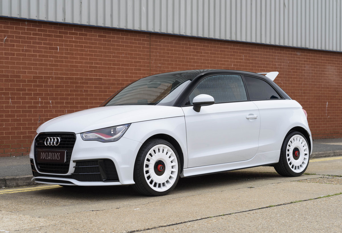 2012 Audi A1 Quattro (LHD) For Sale (picture 1 of 24)