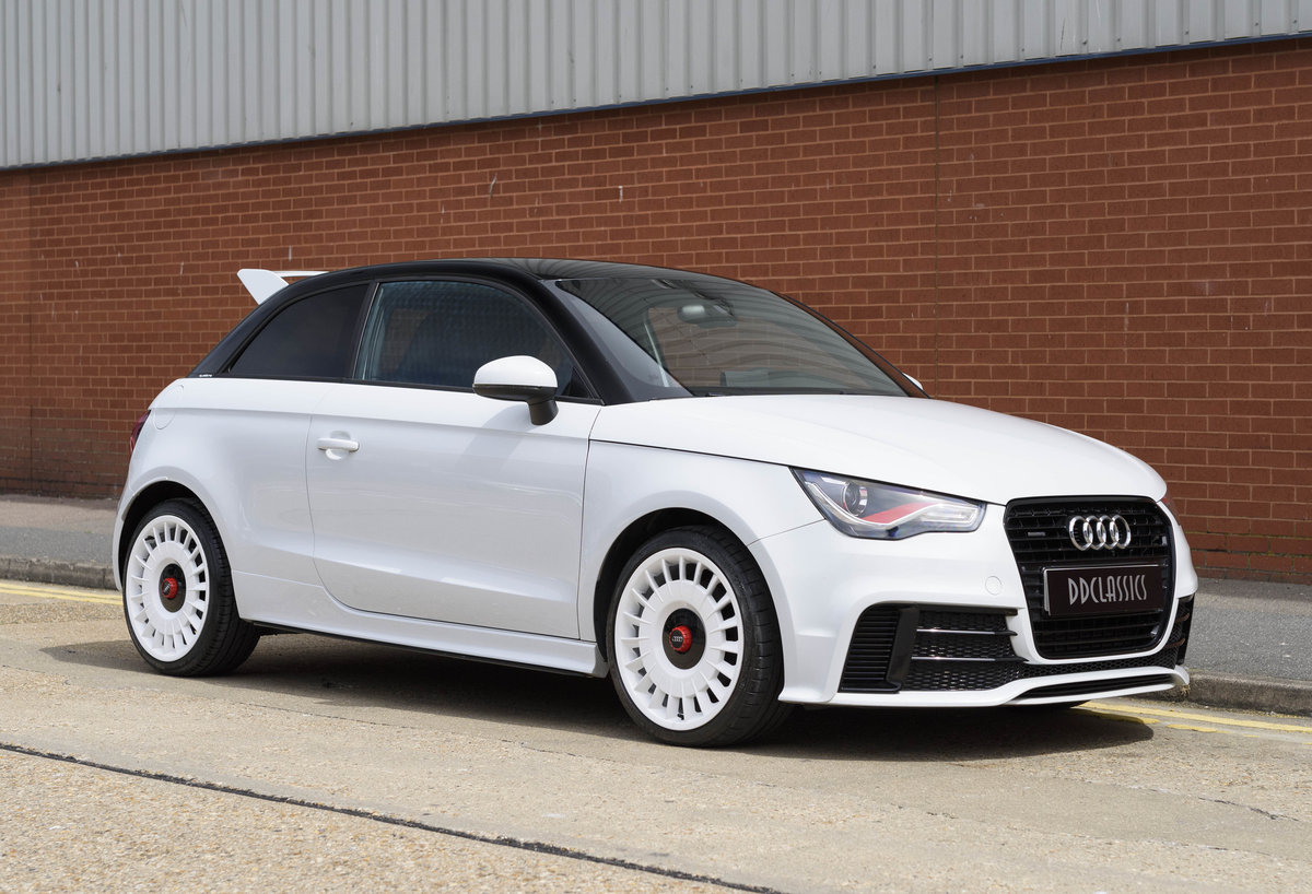 2012 Audi A1 Quattro (LHD) For Sale (picture 2 of 24)