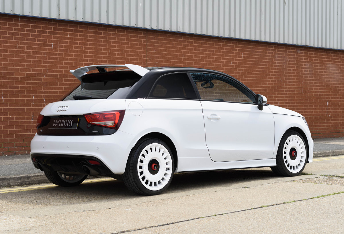 2012 Audi A1 Quattro (LHD) For Sale (picture 3 of 24)