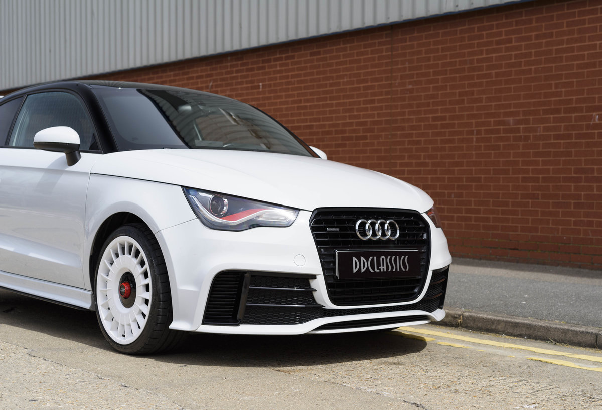 2012 Audi A1 Quattro (LHD) For Sale (picture 10 of 24)