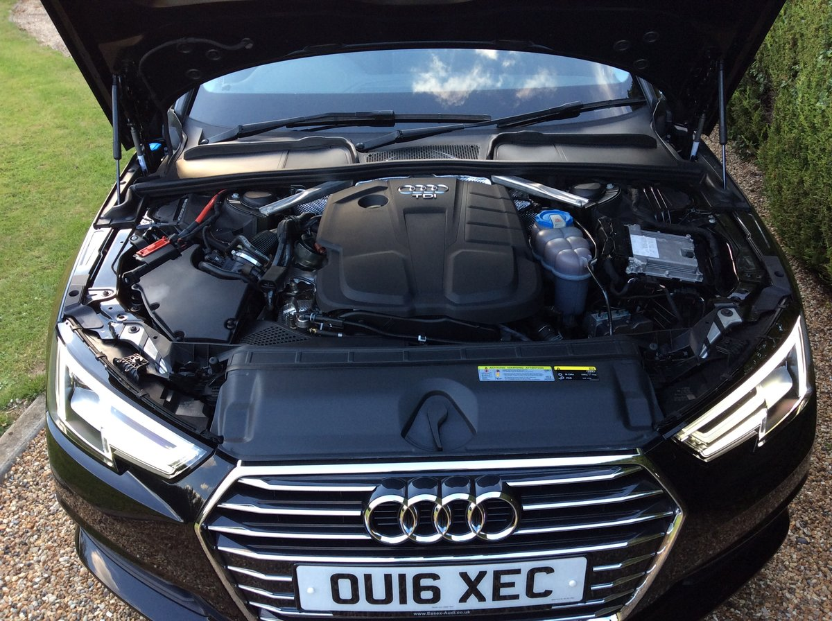 2016 Audi A4 SE Ultra Avant Tdi, Manual, Just 9,620 miles SOLD (picture 6 of 6)