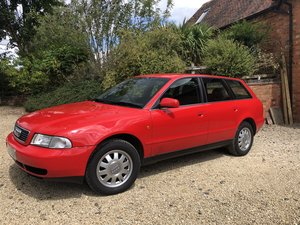 1998 Audi A4 Avant 2.4 V6
