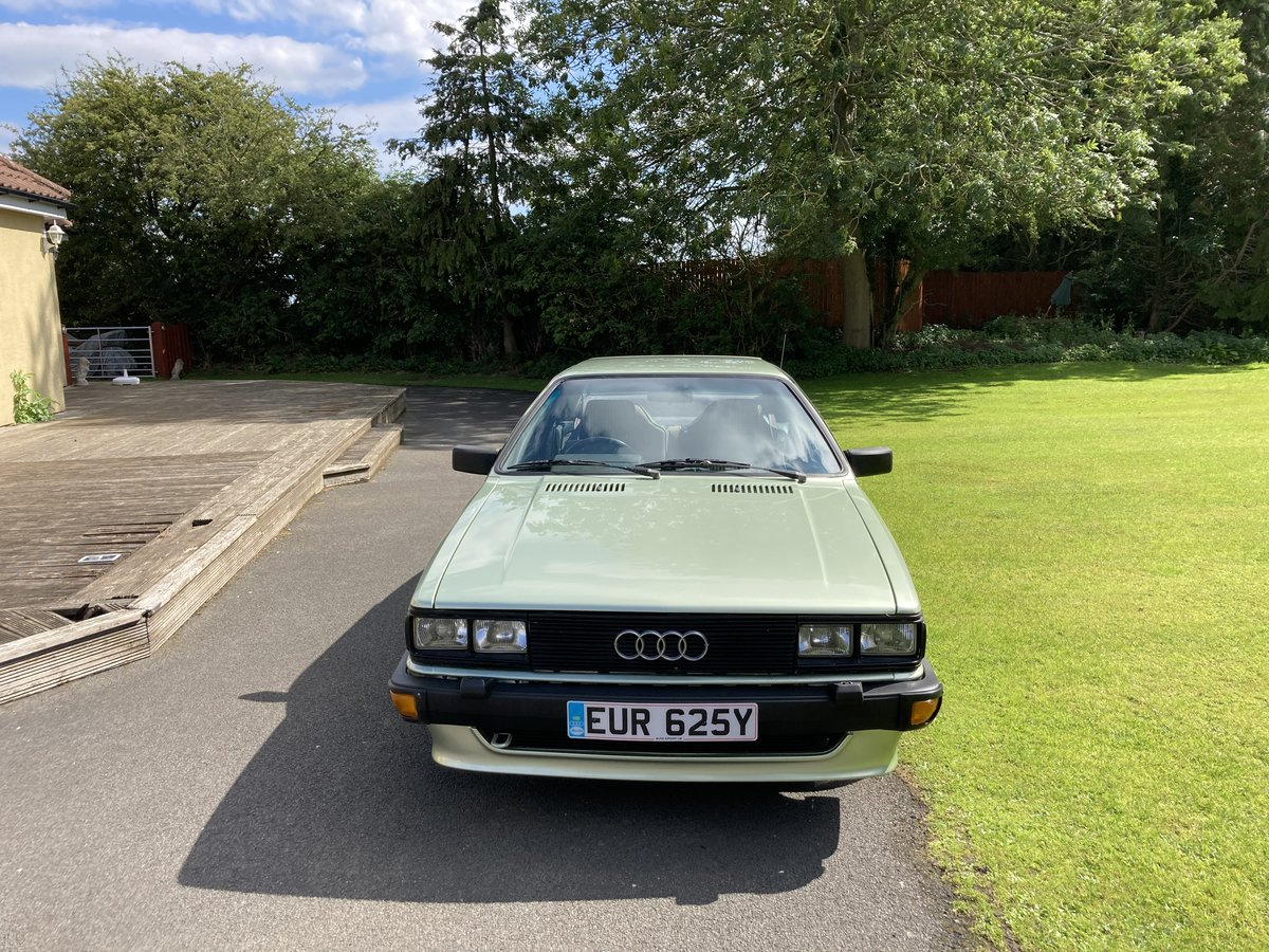 1983 AUDI COUPE GT For Sale (picture 1 of 5)