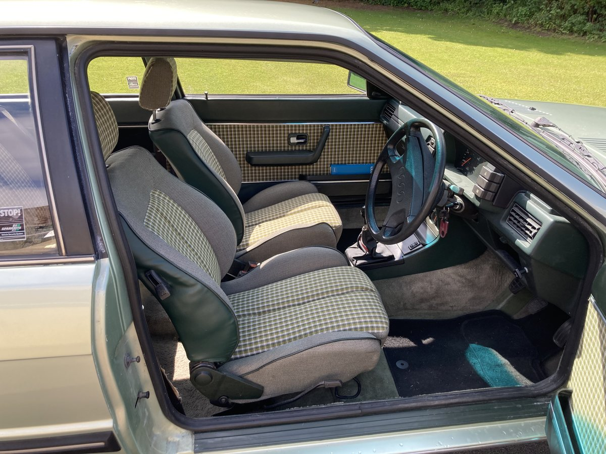 1983 AUDI COUPE GT For Sale (picture 4 of 5)