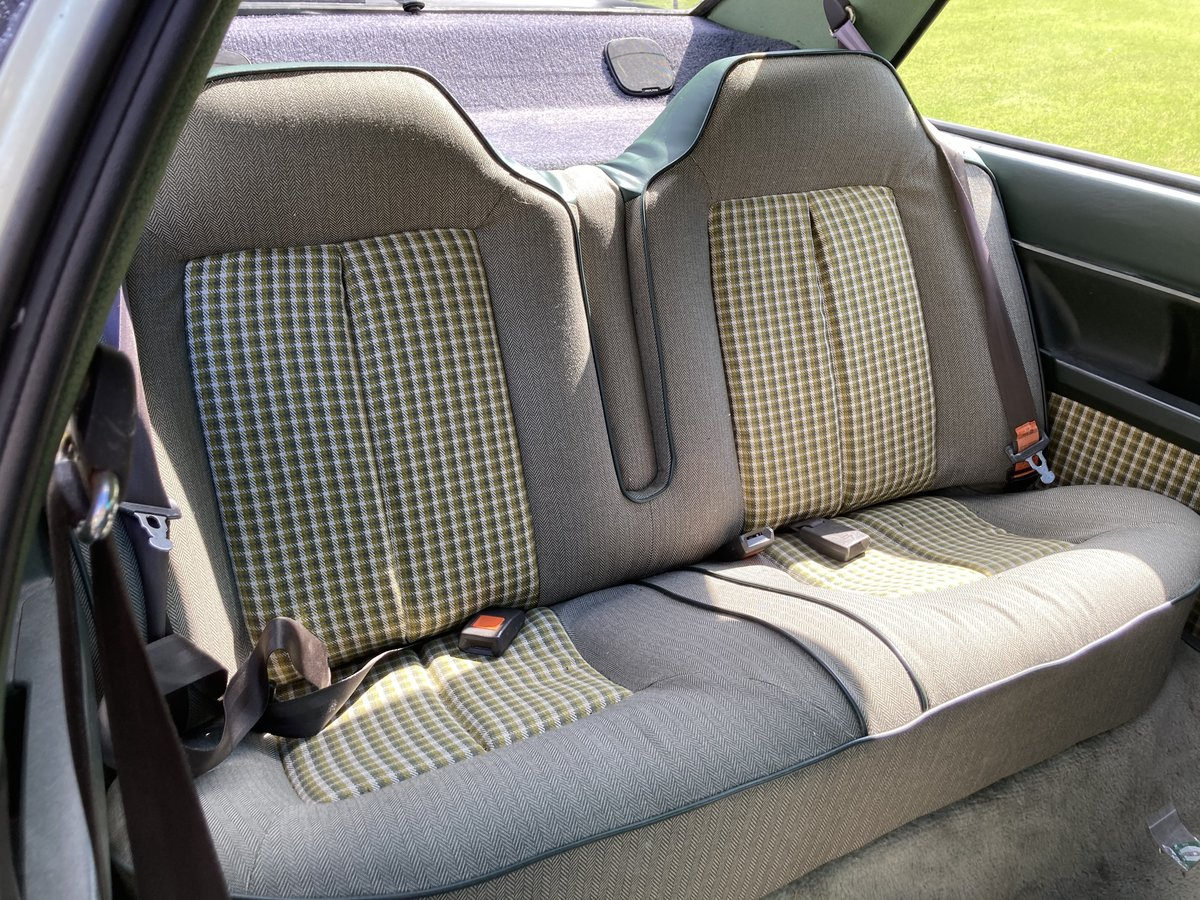 1983 AUDI COUPE GT For Sale (picture 5 of 5)