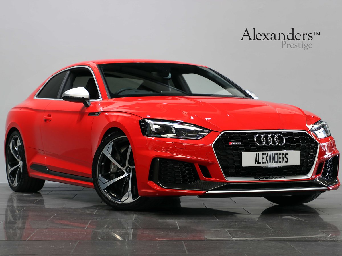 2017 17 67 AUDI RS5 2.9 TFSI QUATTRO TIP AUTO For Sale (picture 1 of 6)