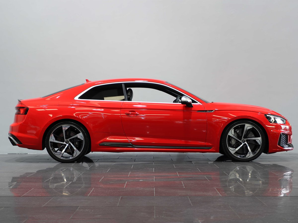 2017 17 67 AUDI RS5 2.9 TFSI QUATTRO TIP AUTO For Sale (picture 2 of 6)