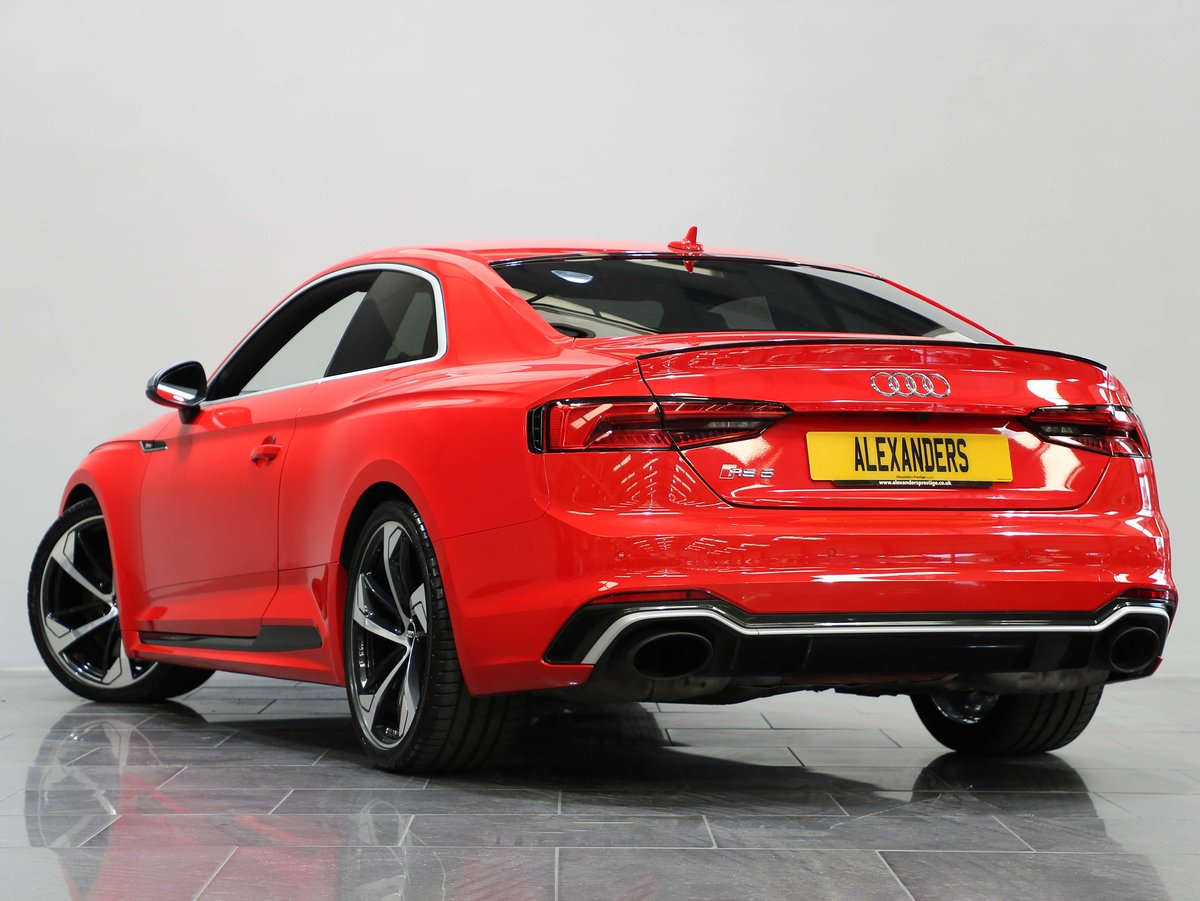 2017 17 67 AUDI RS5 2.9 TFSI QUATTRO TIP AUTO For Sale (picture 3 of 6)