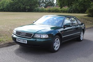 Audi A8 3.7 Auto 1996 - To be auctioned 30-10-20 For Sale by Auction