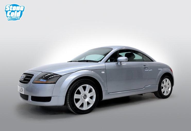 2005 Audi TT Tiptronic • DEPOSIT TAKEN • SOLD (picture 1 of 10)