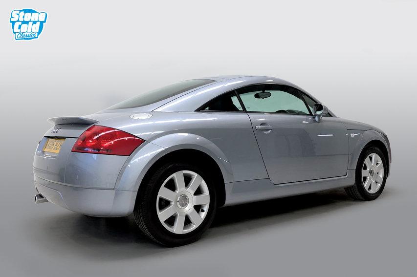 2005 Audi TT Tiptronic • DEPOSIT TAKEN • SOLD (picture 2 of 10)