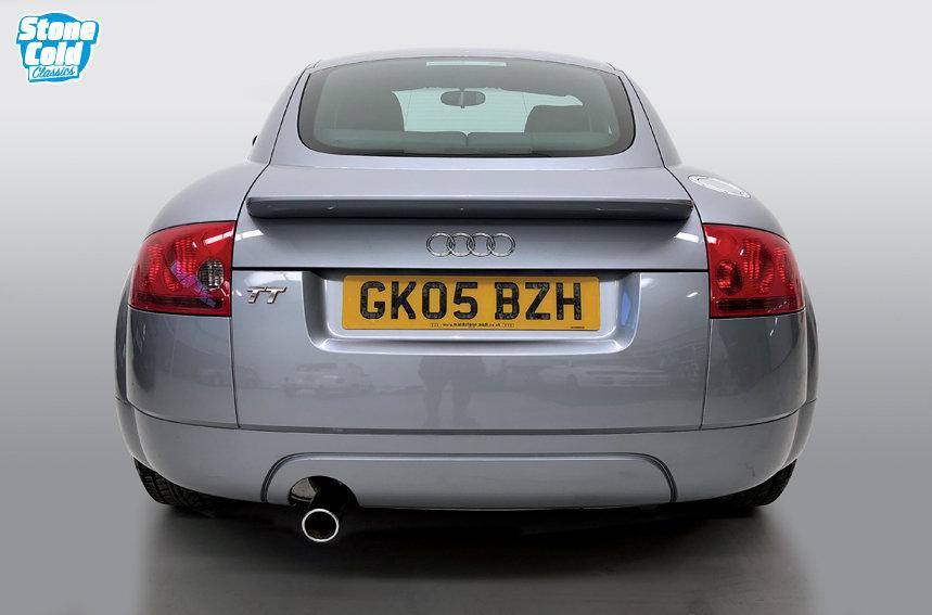 2005 Audi TT Tiptronic • DEPOSIT TAKEN • SOLD (picture 4 of 10)