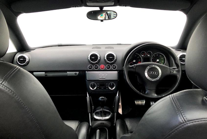 2005 Audi TT Tiptronic • DEPOSIT TAKEN • SOLD (picture 6 of 10)
