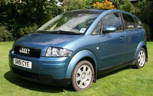 Picture of 2001 Audi A2 - excellent condition, very low mileage