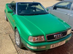 2000 Audi 2.6 Cabriolet at ACA 22nd August  For Sale