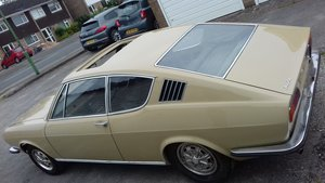 1972 For Restoration Audi 100 S Coupe - Sahara Beige