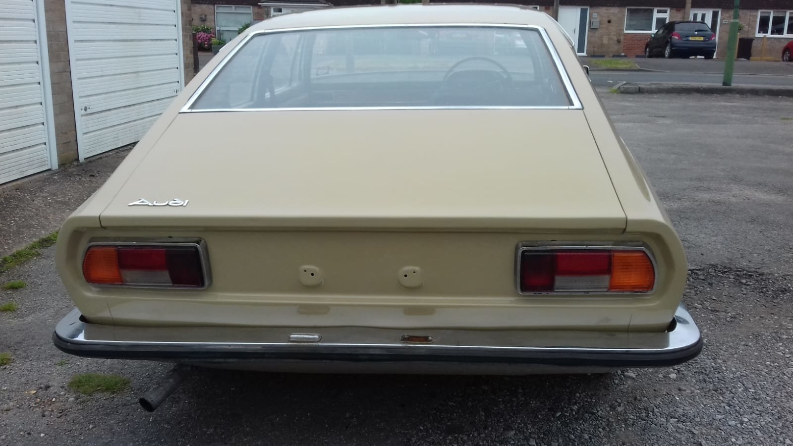 Audi 100 S Coupe - Sahara Beige  - Project 1972 For Sale (picture 3 of 6)