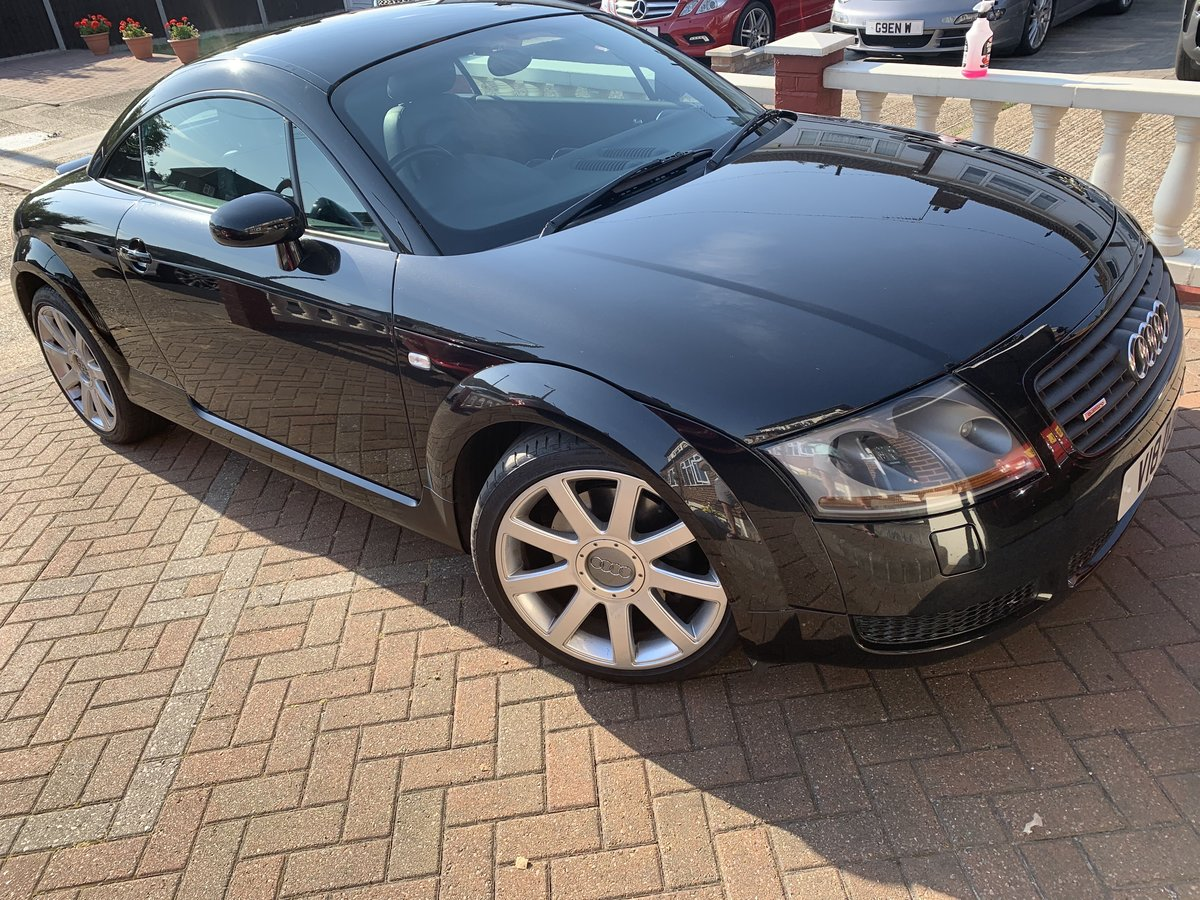 2002 Beautiful Mk1 Audi TT 225 For Sale (picture 1 of 6)