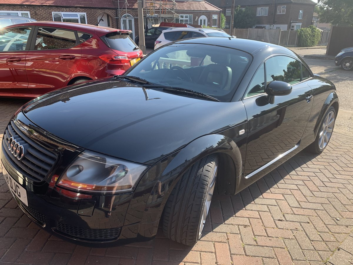 2002 Beautiful Mk1 Audi TT 225 For Sale (picture 2 of 6)