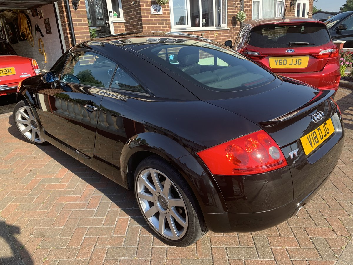 2002 Beautiful Mk1 Audi TT 225 For Sale (picture 3 of 6)