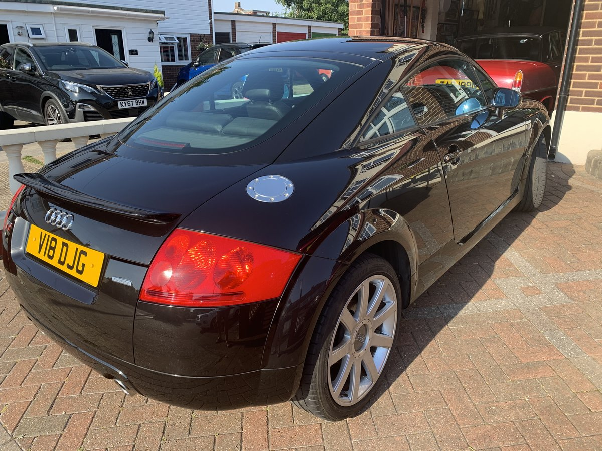 2002 Beautiful Mk1 Audi TT 225 For Sale (picture 4 of 6)