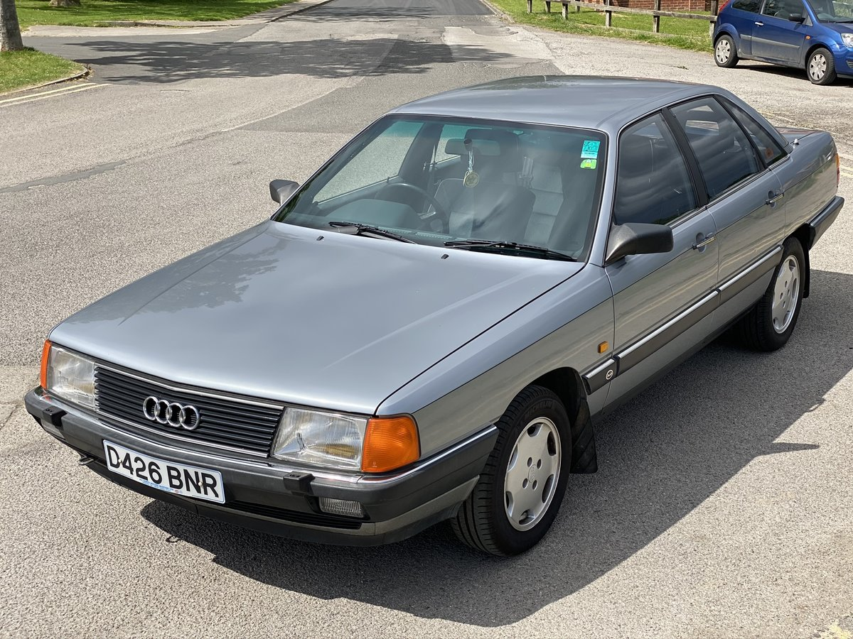 1987 Audi 100CD SOLD (picture 1 of 6)