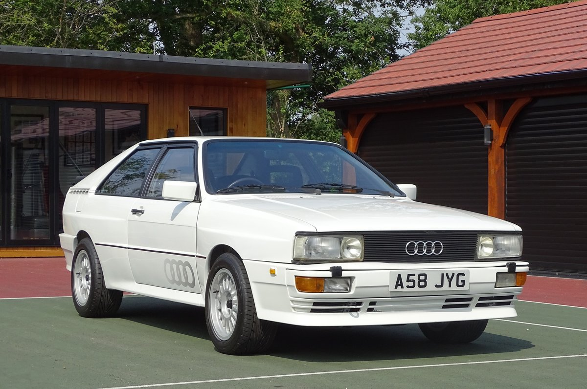 1983 Audi Quattro 10v For Sale By Auction Car And Classic