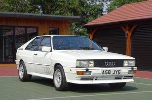 1983 Audi Quattro 10v