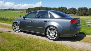 Audi RS4 B7 Saloon. Very Low Miles. Daytona Grey.