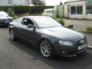 Picture of 2011  11-reg Audi A5 Coupe 2.0TDI Sport (168 bhp) manual