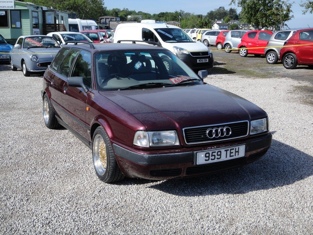 1995 AUDI 80 AVANT 1.9 TDI LOW RIDER For Sale (picture 1 of 12)
