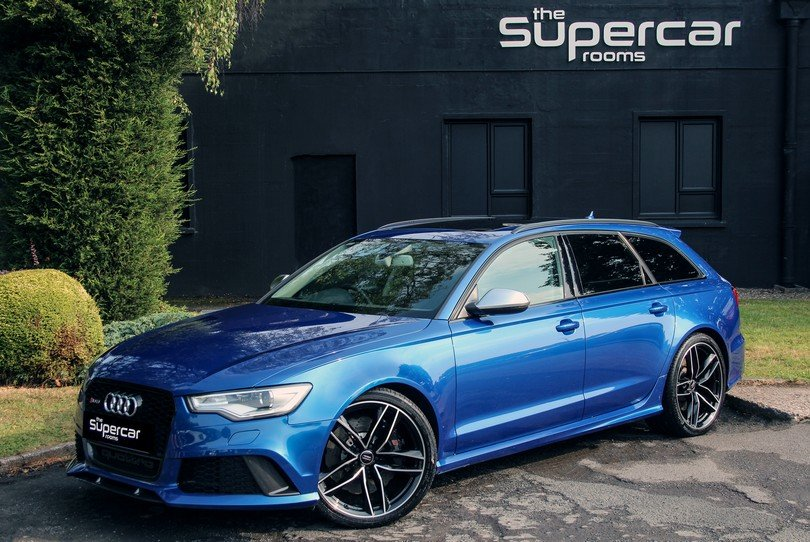 Audi RS6 - 2014 - 36K Miles - Panoramic Roof For Sale (picture 1 of 6)