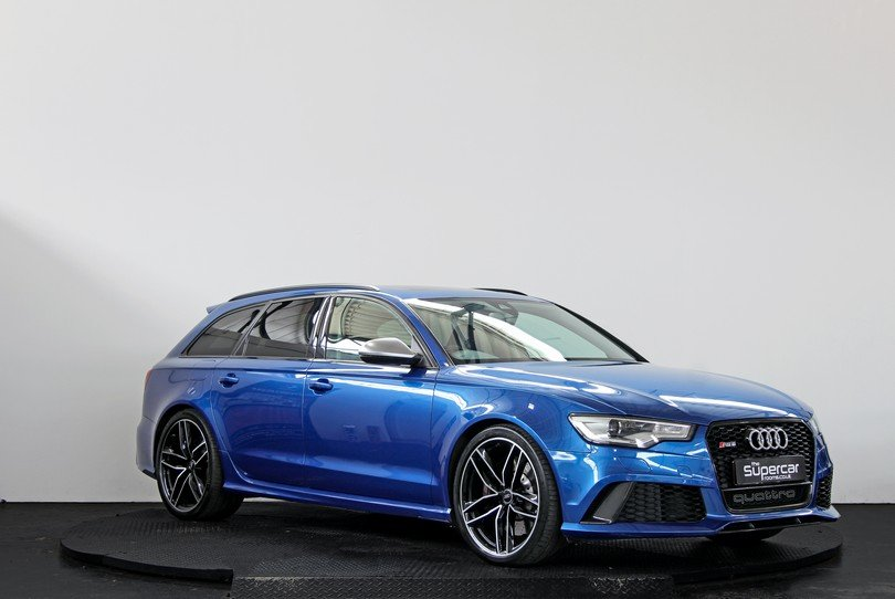 Audi RS6 - 2014 - 36K Miles - Panoramic Roof For Sale (picture 2 of 6)