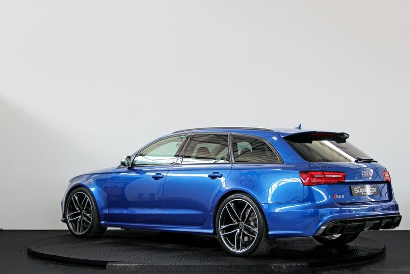 Audi RS6 - 2014 - 36K Miles - Panoramic Roof For Sale (picture 4 of 6)