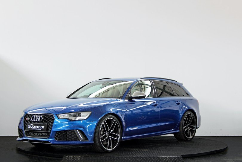 Audi RS6 - 2014 - 36K Miles - Panoramic Roof For Sale (picture 5 of 6)