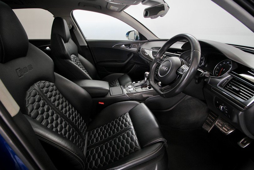 Audi RS6 - 2014 - 36K Miles - Panoramic Roof For Sale (picture 6 of 6)