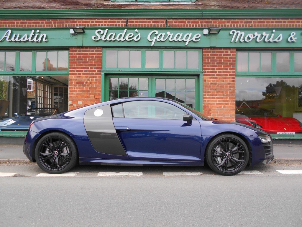 2013 Audi R8 V10 Plus Coupe  SOLD (picture 1 of 4)