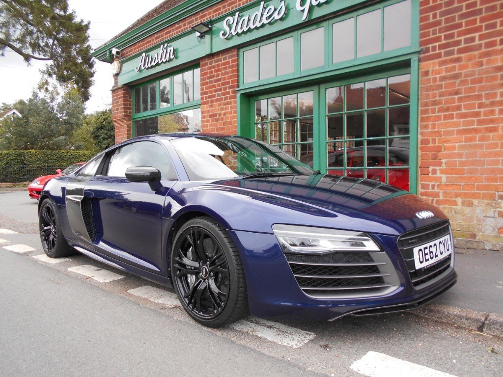 2013 Audi R8 V10 Plus Coupe  SOLD (picture 2 of 4)