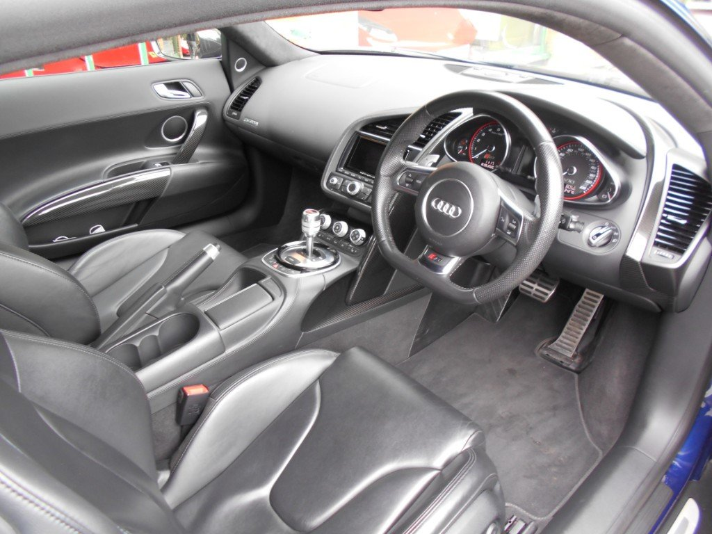 2013 Audi R8 V10 Plus Coupe  SOLD (picture 4 of 4)