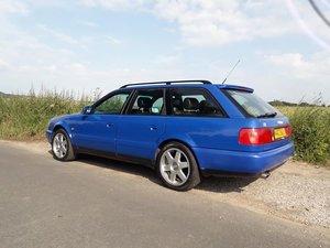 Audi URS6 Plus Spec