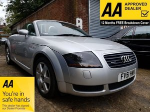 Picture of 2002 Audi TT 1.8 T Roadster quattro 2dr