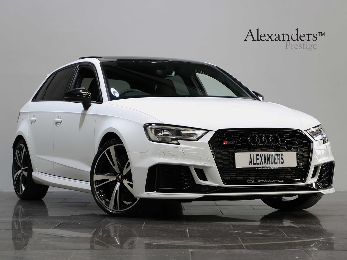 2019 19 69 AUDI RS3 SPORTBACK AUDI SPORT EDITION 2.5 TFSI AUTO For Sale (picture 1 of 6)