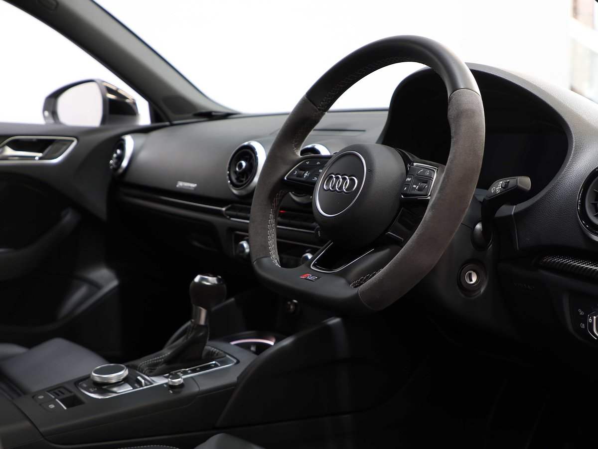 2019 19 69 AUDI RS3 SPORTBACK AUDI SPORT EDITION 2.5 TFSI AUTO For Sale (picture 5 of 6)