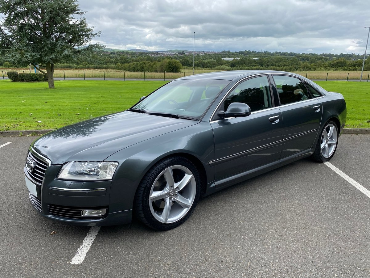 2010 Audi A8 3.0TDI Sport in great condition & FSH For Sale (picture 1 of 6)