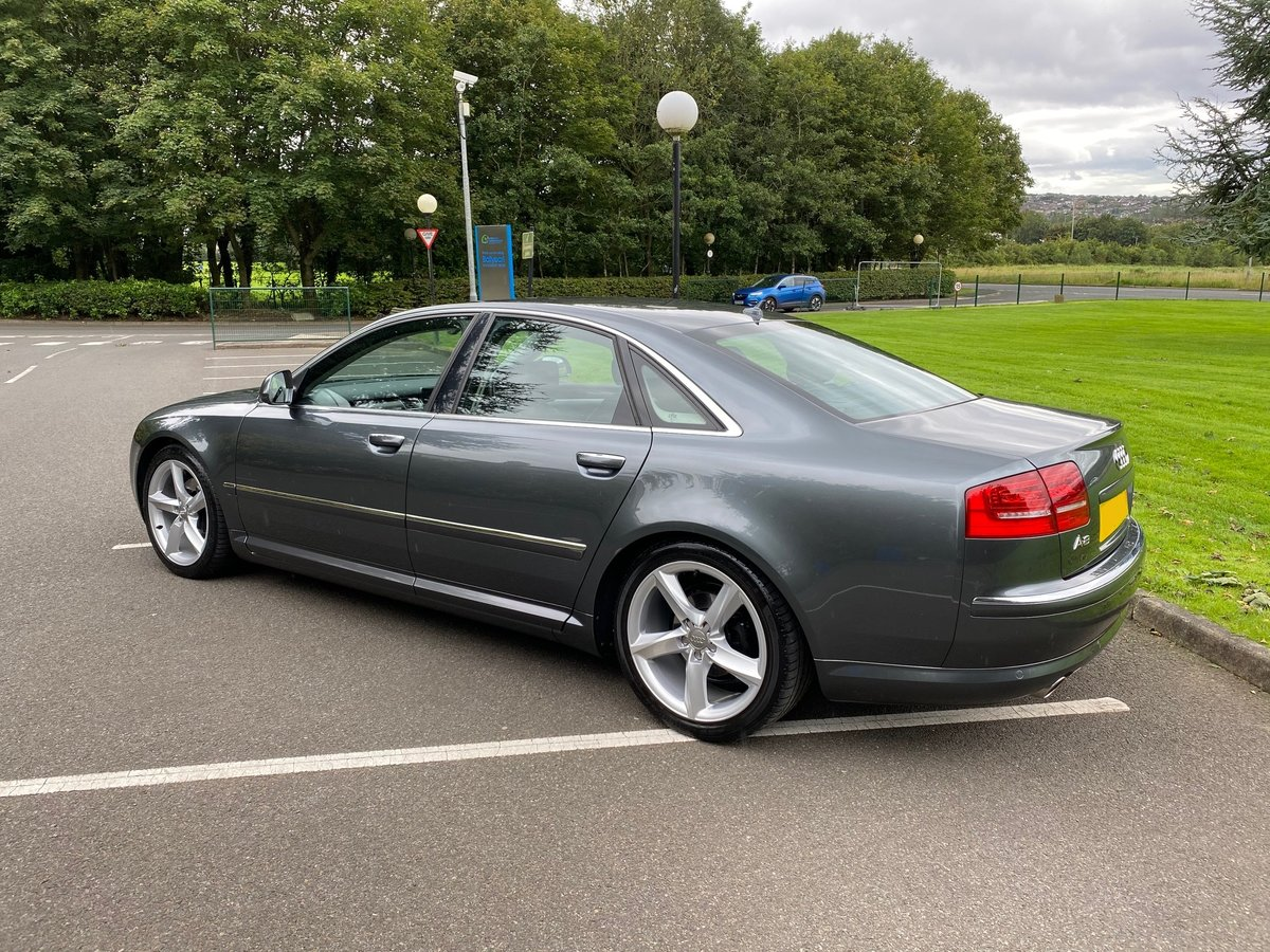 2010 Audi A8 3.0TDI Sport in great condition & FSH For Sale (picture 2 of 6)