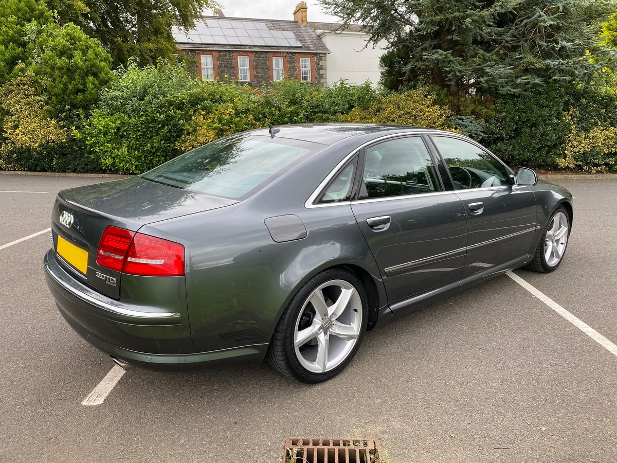 2010 Audi A8 3.0TDI Sport in great condition & FSH For Sale (picture 3 of 6)