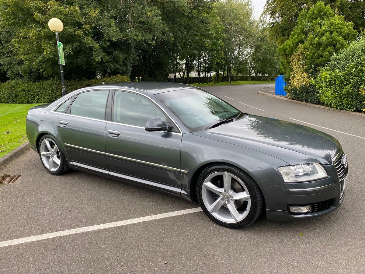 2010 Audi A8 3.0TDI Sport in great condition & FSH For Sale (picture 4 of 6)