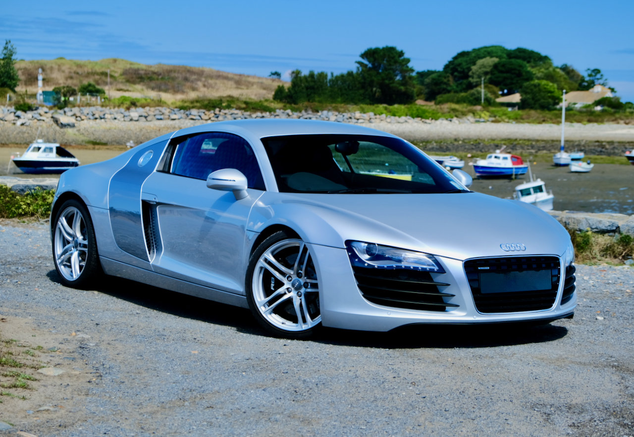 2008 Audi R8 4.2 V8 Quattro (only 4,000 miles!) For Sale (picture 1 of 6)