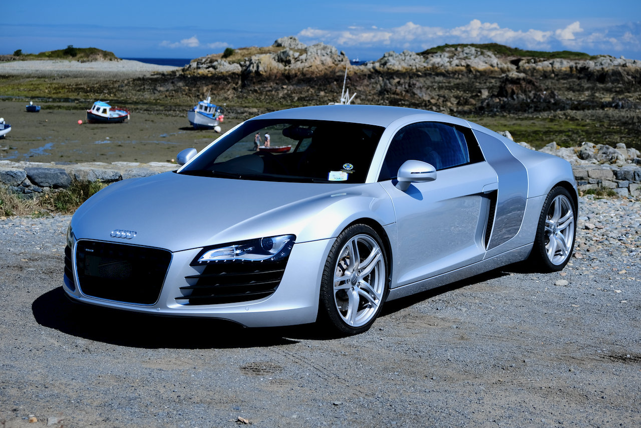 2008 Audi R8 4.2 V8 Quattro (only 4,000 miles!) For Sale (picture 4 of 6)