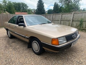 1987 *REMAINS AVAILABLE - AUGUST AUCTION*  Audi 100